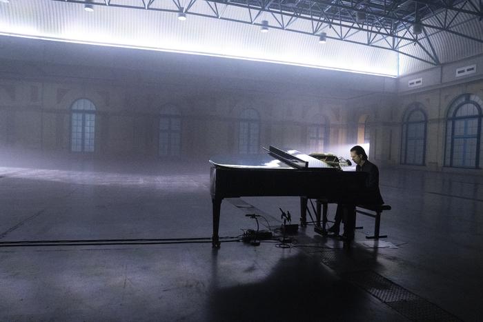 Nick Cave Alone at Alexandra Palace 3